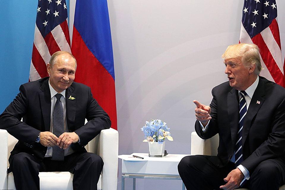Трамп увидел «определенное движение» вперед вурегулировании конфликта сКНДР