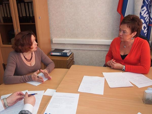 «Единая Россия» организует вМордовии неделю приема жителей