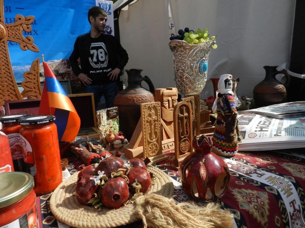 Фестиваль армянской культуры приобрёл статус краевого