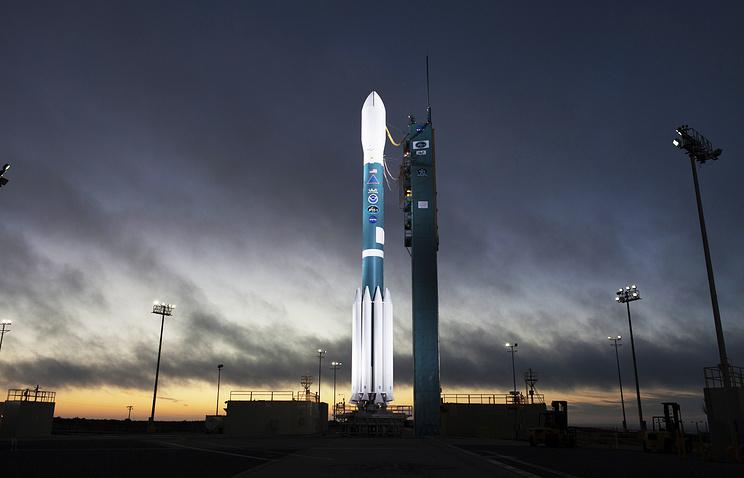 ВСША запустили ракету-носитель сметеорологическим спутником