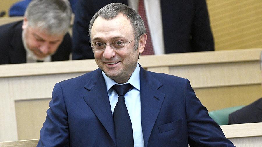 Сулеймана Керимова задержали, невзирая наналичие дипломатического иммунитета— МИДРФ