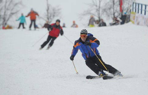 В столицеРФ появятся 5 новых горнолыжных склонов