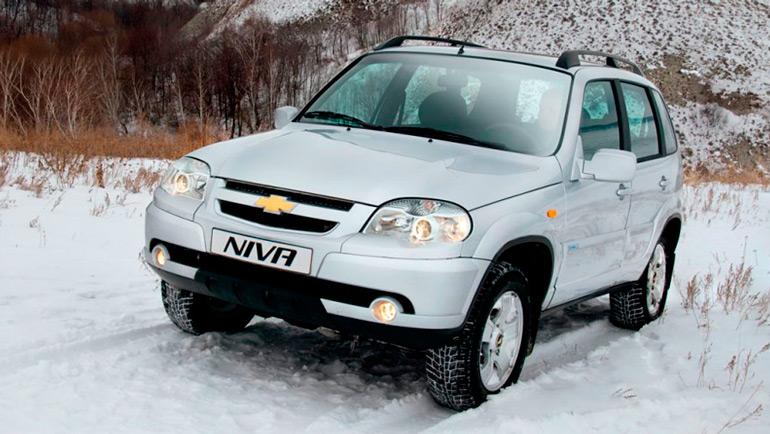 С1ноября возросли цены навсе комплектации Шевроле Niva