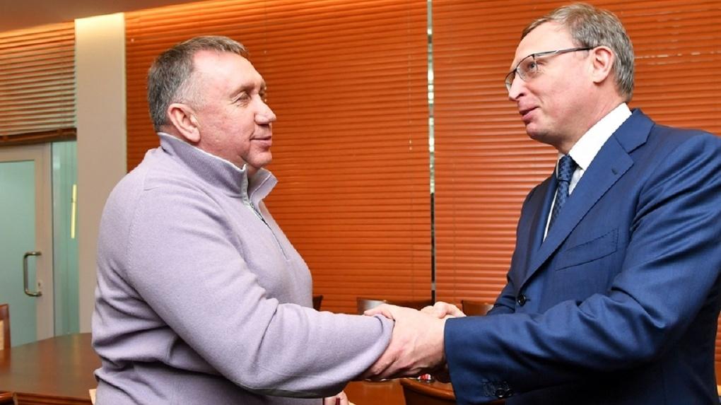 ВОмской области построят музей имени Михаила Ульянова за66 млн руб.