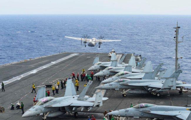 Крушение самолета вТихом океане: США сообщили о погибели моряков