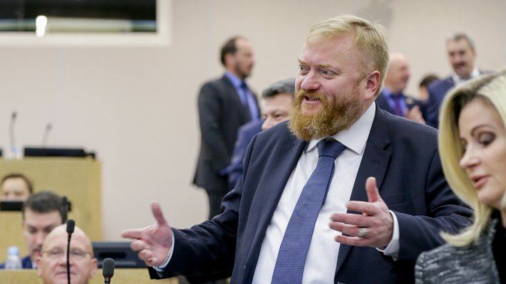 Милонов прокомментировал визит Порошенко вСаудовскую Аравию