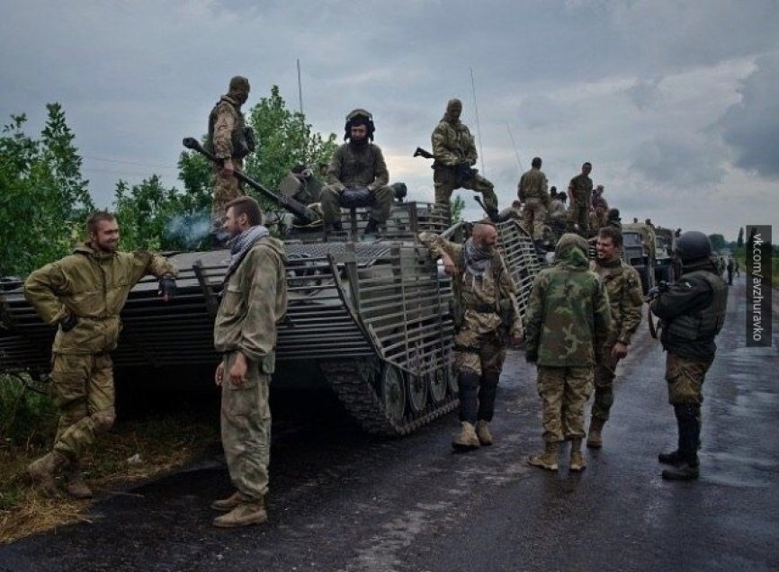 Киев объявил о погибели засутки 5-ти украинских военных