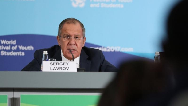 Лавров и руководитель МИД Ирана обсудили сирийское урегулирование исотрудничество наКаспии
