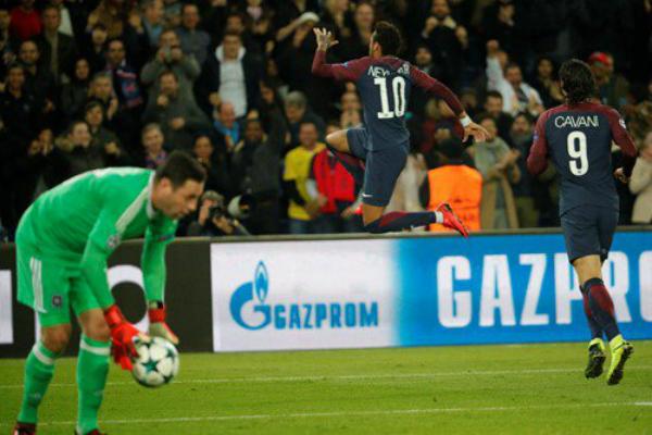 Лига чемпионов: ПСЖ разгромил Андерлехт, Бавария одержала тяжелую победу над Селтиком