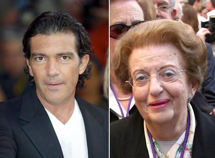 Мать Антонио Бандераса скончалась ввозрасте 84-х лет