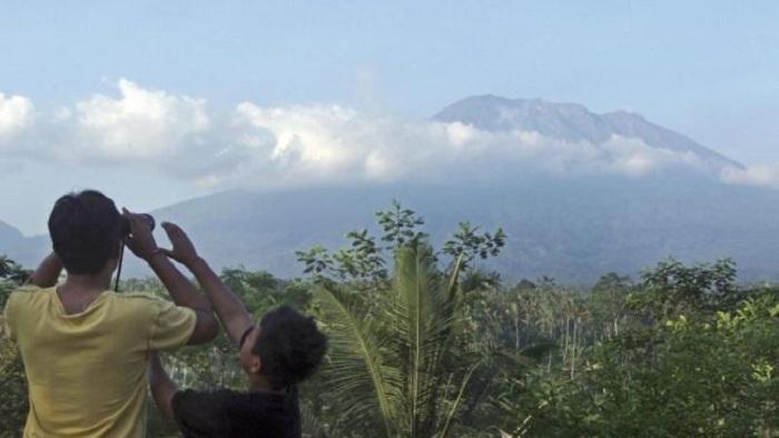 Извержение вулкана наБали: россиян перевезут насоседние острова