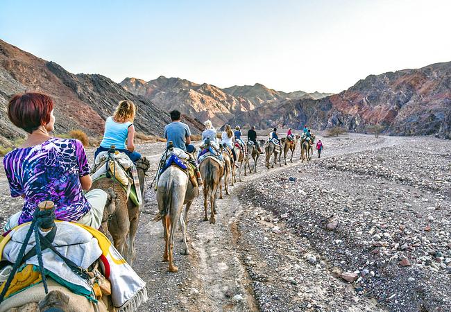 Израиль готовит 3-миллионному туристу сюрприз