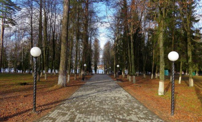 В Кирове открылся обновлённый парк