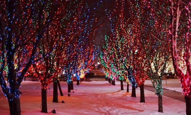 Обнинск уже продумал свой наряд к Новому году