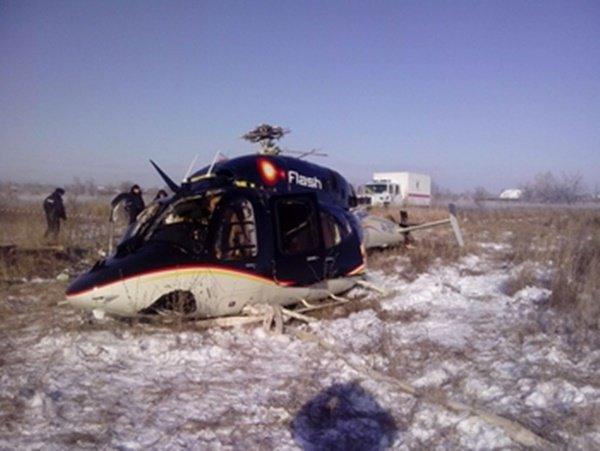 Пилоту разбившегося вертолета наполтора года ограничили свободу под Ростовом