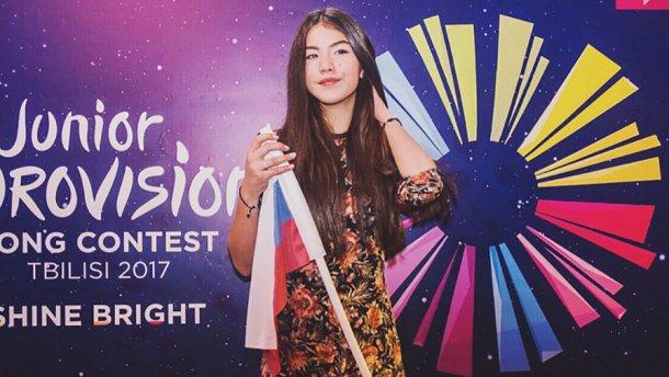 Украинцев встревожила победа россиянки на«Детском Евровидении-2017»