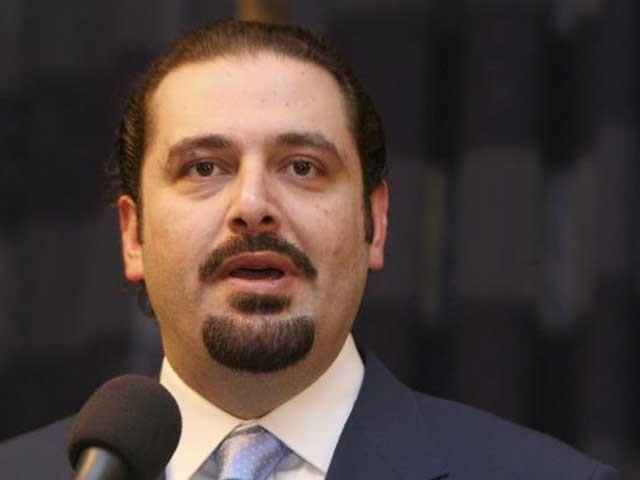 Премьер Ливана Саад Харири ушел вотставку— AlArabiya