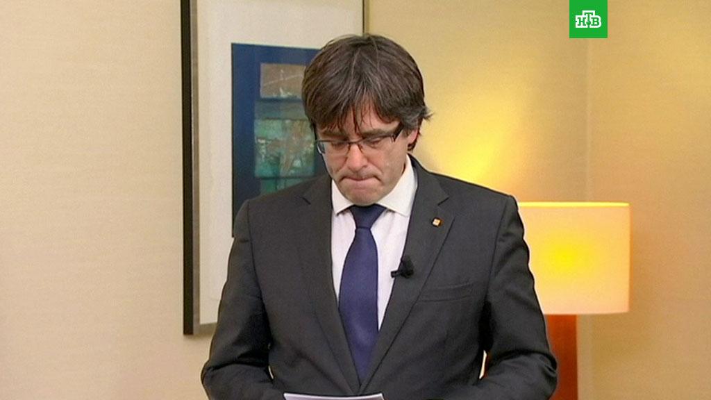 Пучдемон хочет оставаться вБельгии и на100% доверяет себя бельгийскому правосудию