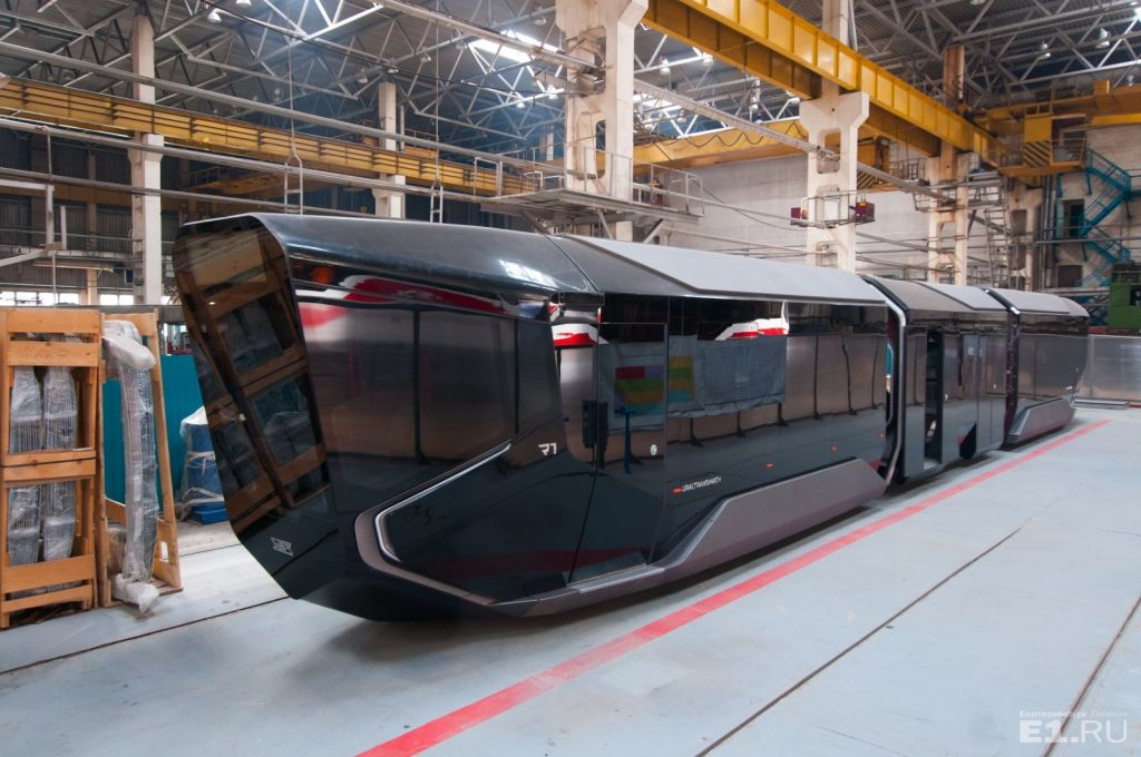 Ростех отказался выпускать инновационный трамвай Уралвагонзавода