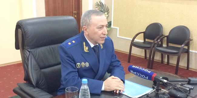Работник омской районной прокуратуры сбил пешехода, проводится проверка