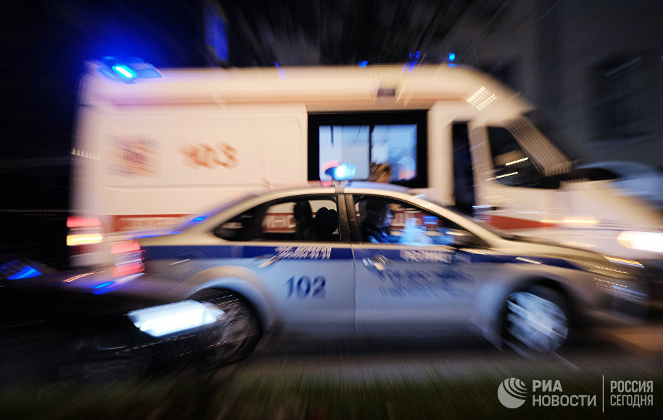 ВНовгородской области рейсовый автобус столкнулся с фургоном