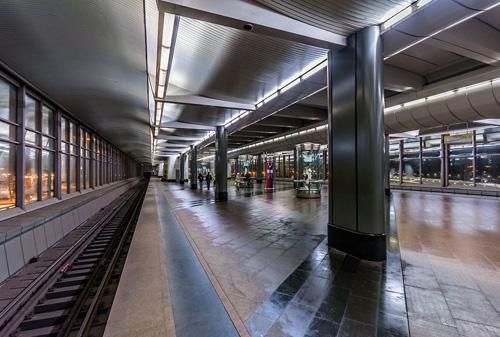 Столичное метро может снова остаться без рекламы