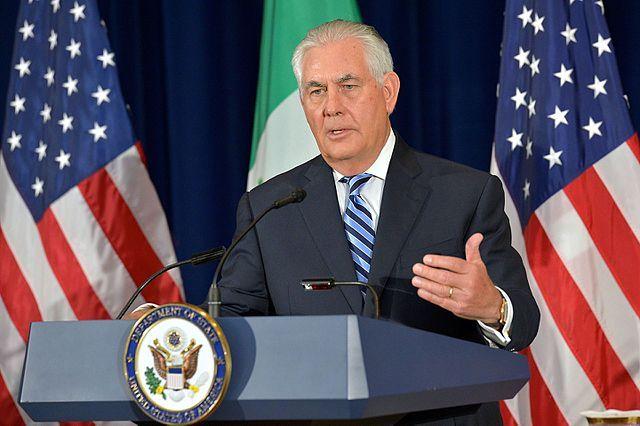 Тиллерсон рассчитывает надипломатическое преодоление кризиса вокруг КНДР
