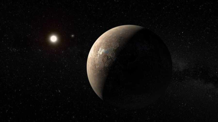 Усамой близкой кСолнцу звезды отыскали целую планетную систему