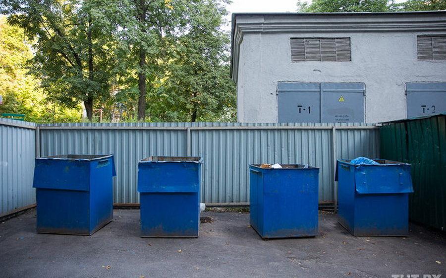 Дифференцированные тарифы навывоз мусора будут внесены вМинске совсем скоро