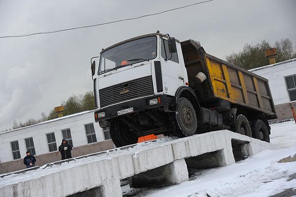 ВЧелябинске наЧМК провели конкурс мастерства водителей