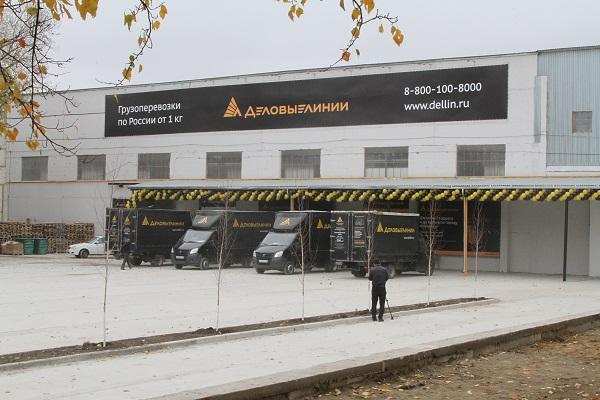 ВДагестане открылся крупнейший терминал грузов юга Российской Федерации