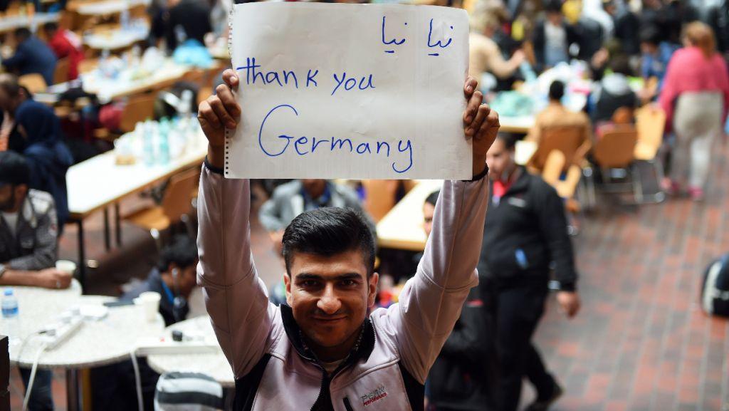 ВГермании скрываются 30 000 беженцев, которые должны быть высланы