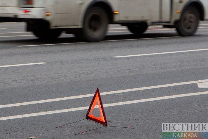 ВРостовской области 4 человека пострадали вДТП с«КамАЗом»