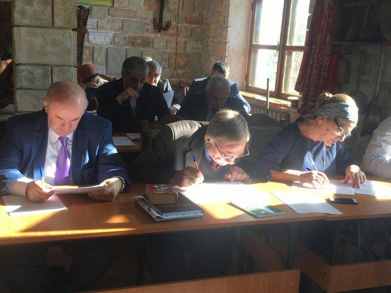 ВШадринском университете состоялся Большой этнографический диктант