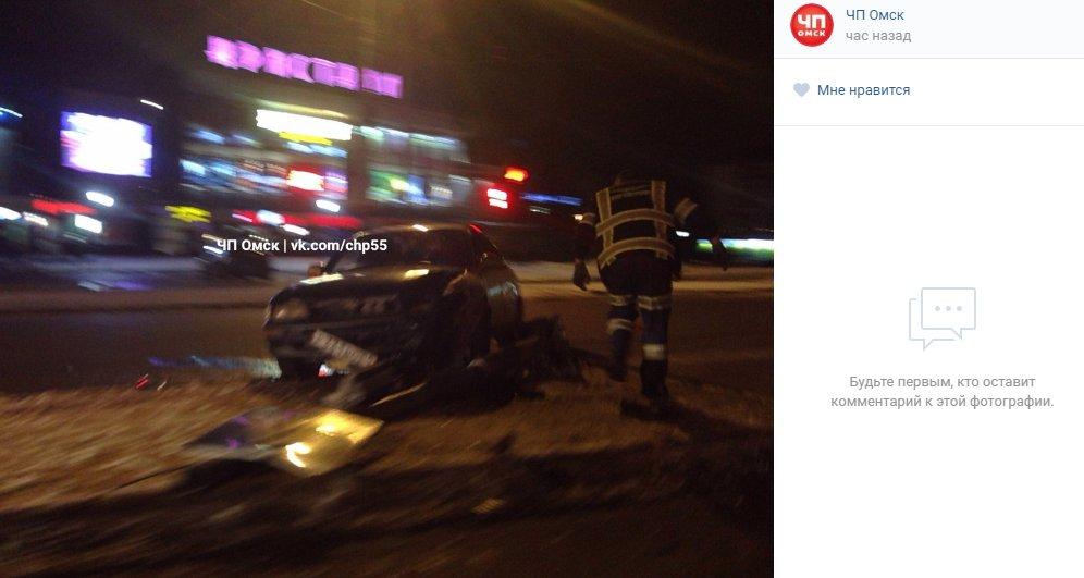 ВСоветском округе Омска заночь произошли две серьезные трагедии