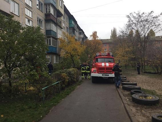 Вкиевской квартире взорвалась граната, есть погибший
