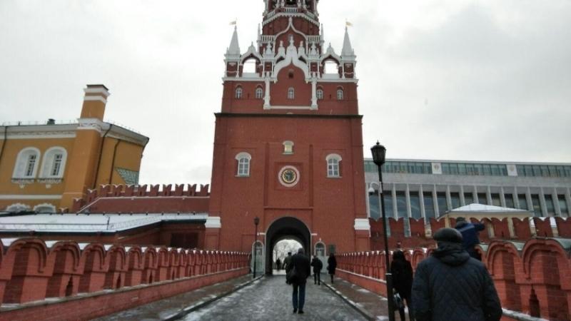 Вход наКрасную площадь закроют 23ноября из-за учений ФСО