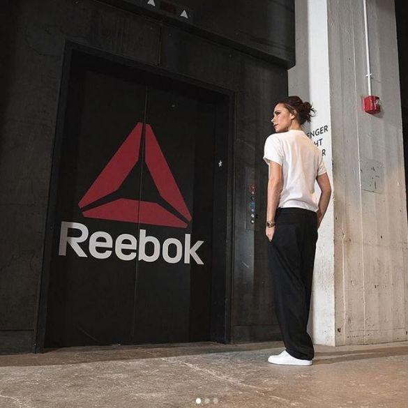 Виктория Бекхэм создаст коллекцию одежды для бренда Reebok