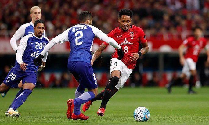 Японский футбольный клуб «Урава Ред Даймондс» одержал победу азиатскую Лигу чемпионов
