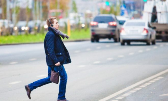 Десятки пешеходов игнорируют ПДД