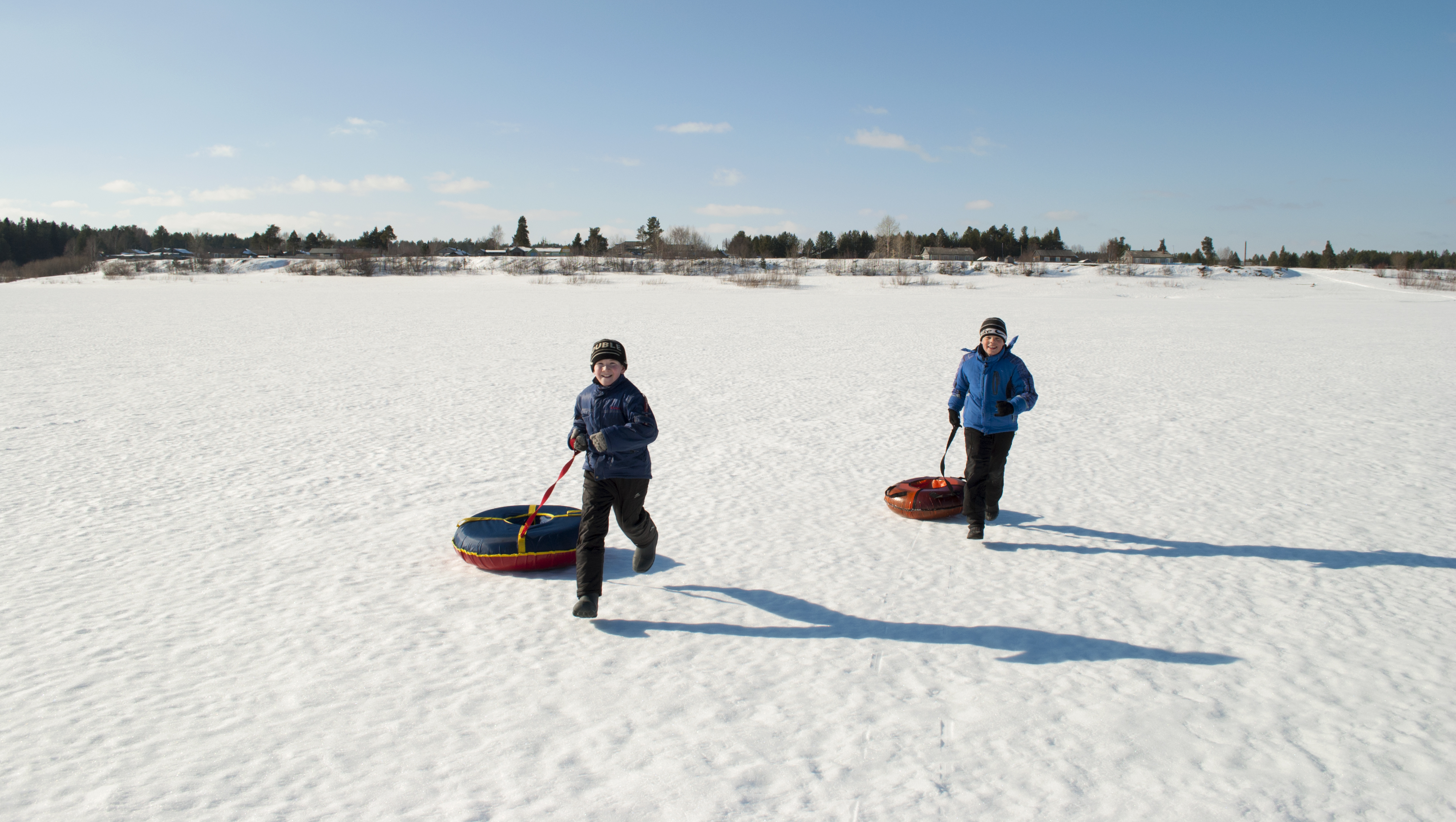 Готовы каталоги детских зимних туров поАрхангельской области