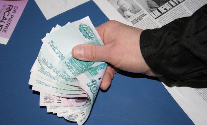 В Боровском районе бизнесмен пытался дать взятку полицейскому