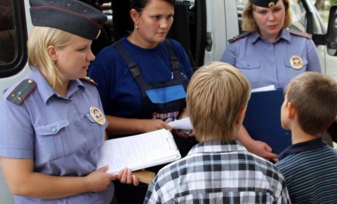 Выросло количество подростков, задержанных за распитие спиртного