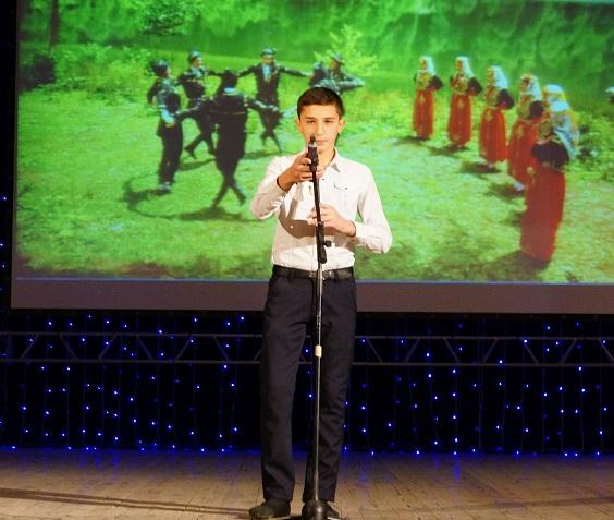 В Калужской области прошел фестиваль-конкурс «Венок дружбы»