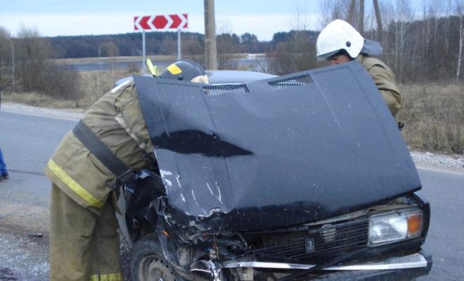 В Жиздринском районе в аварии пострадал 15-летний мальчик