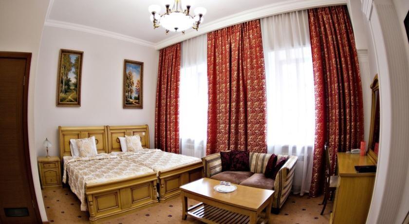 Стоимость проживания в гостинице Губернатор