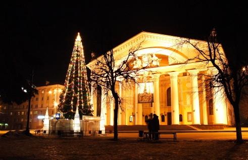 Новогоднее настроение придет в Калугу в середине декабря