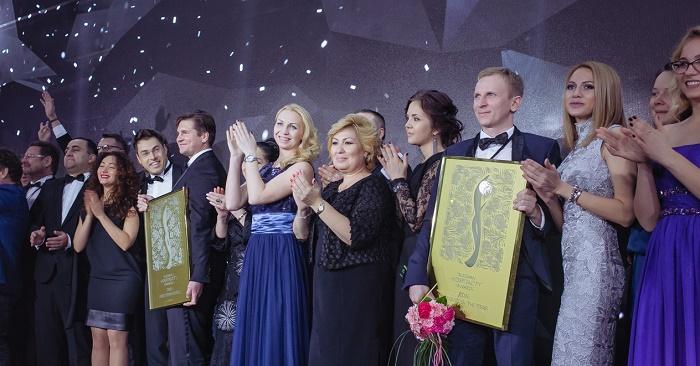 Russian Hospitality Awards 2017 нафинишной прямой