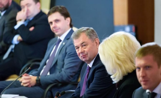 В Калужской области обсуждают эффективность и совершенствование деятельности институтов развития в поддержке бизнеса