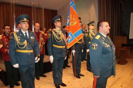 Глава МЧС области ушел на заслуженный отдых